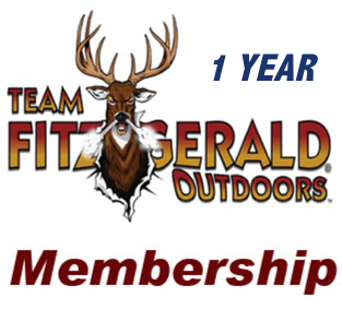 1 YEAR CLUB TEAM FITZGERALD MEMBERSHIP