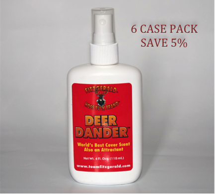 DEER DANDER DISCOUNTED 6 CASE PACK