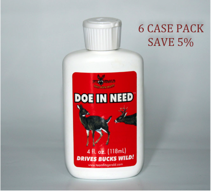 DOE IN NEED DISCOUNTED 6 CASE PACK