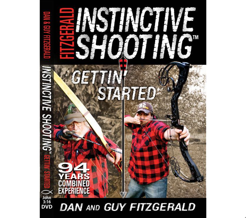 FITZGERALD INSTINCTIVE SHOOTING - GETTIN' STARTED DVD