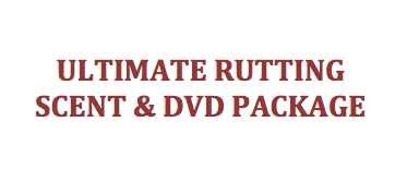 ULTIMATE RUTTING & LATE SEASON SCENT & KILLIN' HAT & DVD PACKAGE